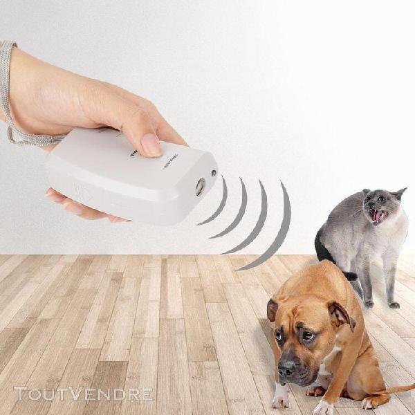 Drfeify outils de chien repoussant par ultrasons chiens de r