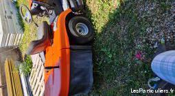 tracteur husqvarna