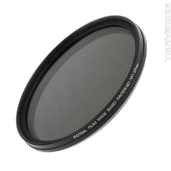 Filtre densité neutre nd2 - nd400, variable nd filtre pour