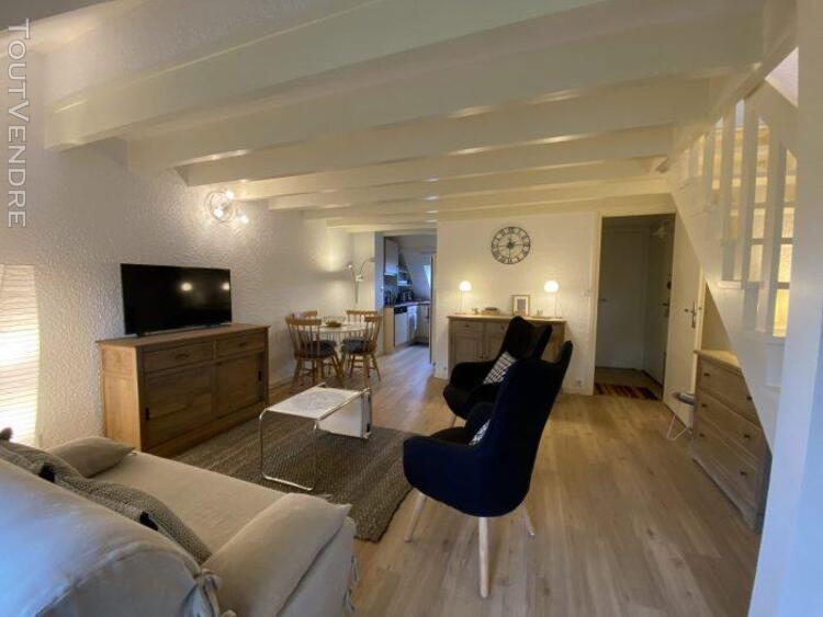 Appartement rénové avec goût, à vendre