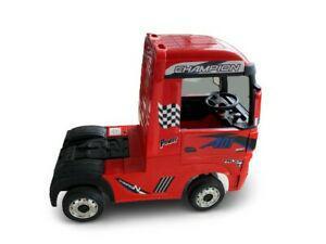 Camion actros mercedes 2x12 volts électrique pour enfant