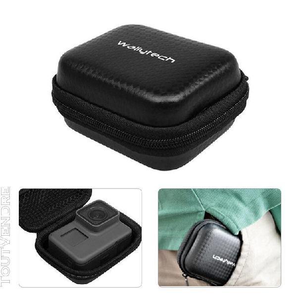 Mini sac de rangement portatif pour appareil photo sac de tr