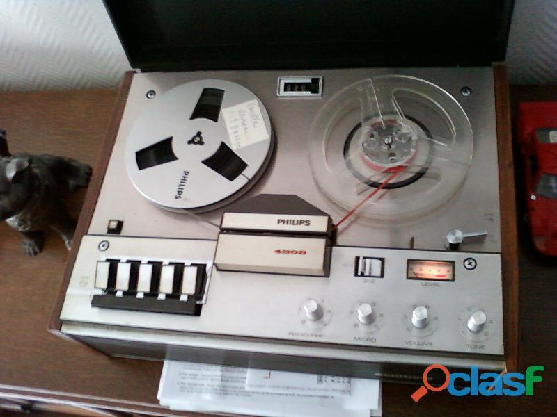 magnétophone Philips 4308