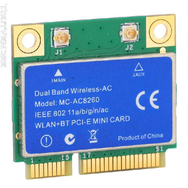 Carte mini pci?e carte mini pci-e carte réseau sans fil