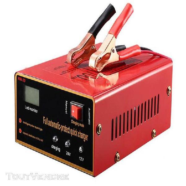 Chargeur de batterie sans entretien pour v¿¿hicules