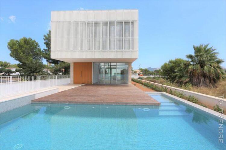 Maison de luxe neuve à alcudia