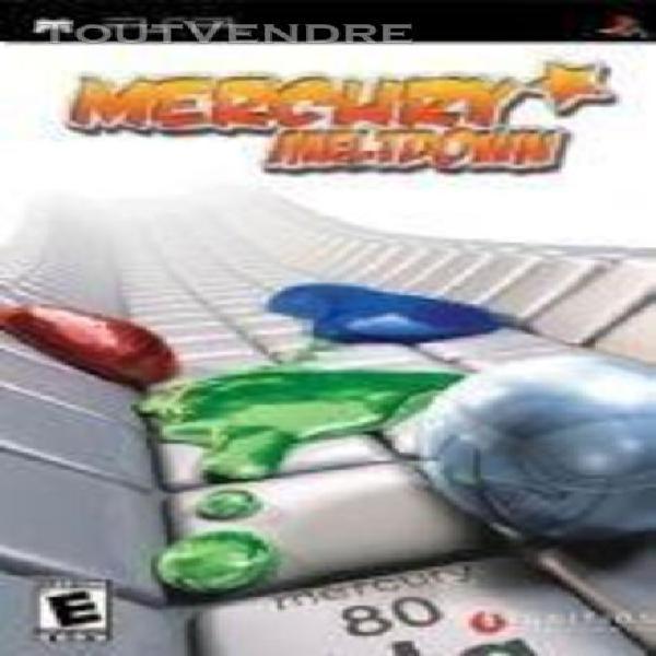 Psp - mercury meltdown
