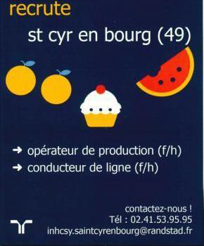 Agent de production alimentaire f/h