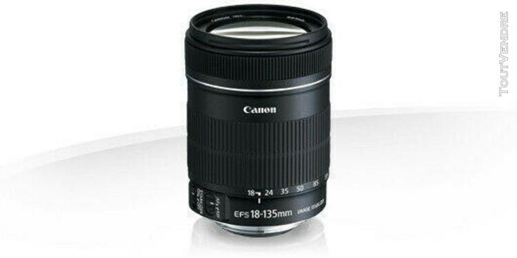 Canon eos 700d reflex 18mpix + objectif 18-135mm + guide