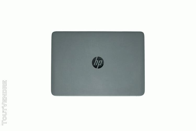 Hp elitebook 840 g2 i5 5300u- 8/16go ram - ssd - w10 pro