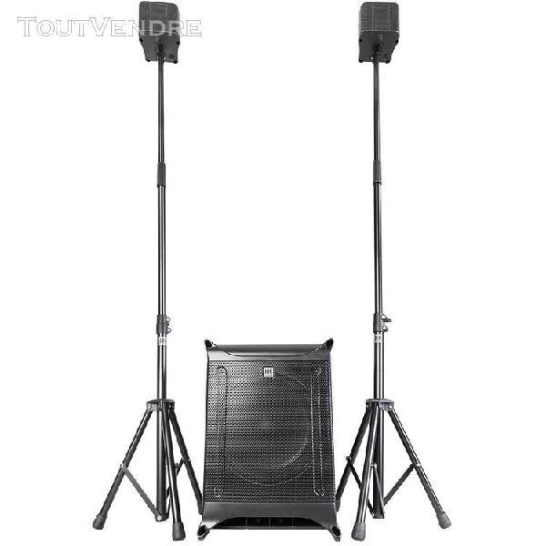 Hk audio lucas nano 602 set d'enceintes actives