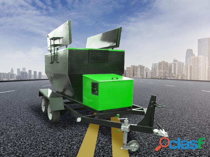 Теmos trémie d'asphalte НВ 2