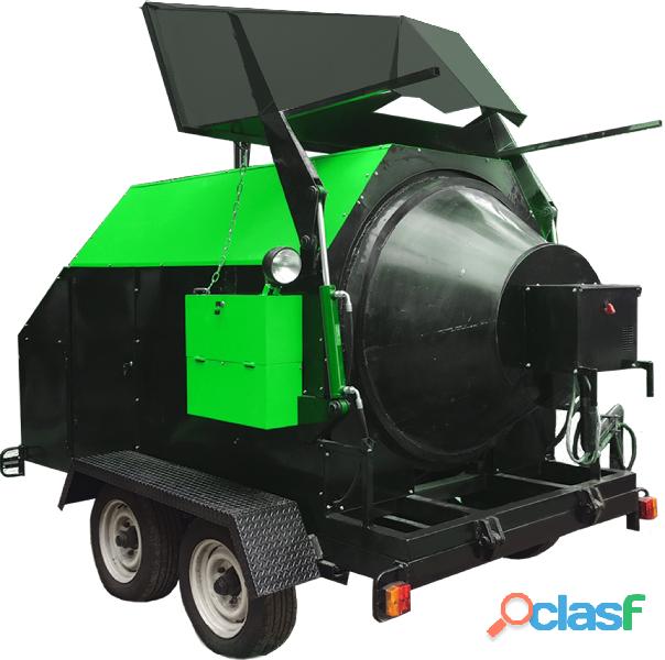 Recycleur d'asphalte RА 800 (pologne)