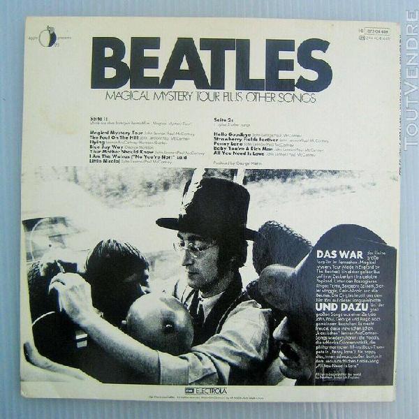33 tours vinyle the beatles magical mystery tour 1c072-04449
