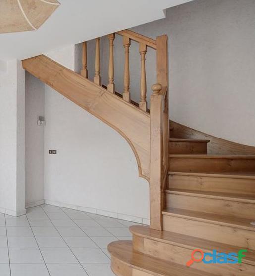 Escalier 1/4 tournant gauche