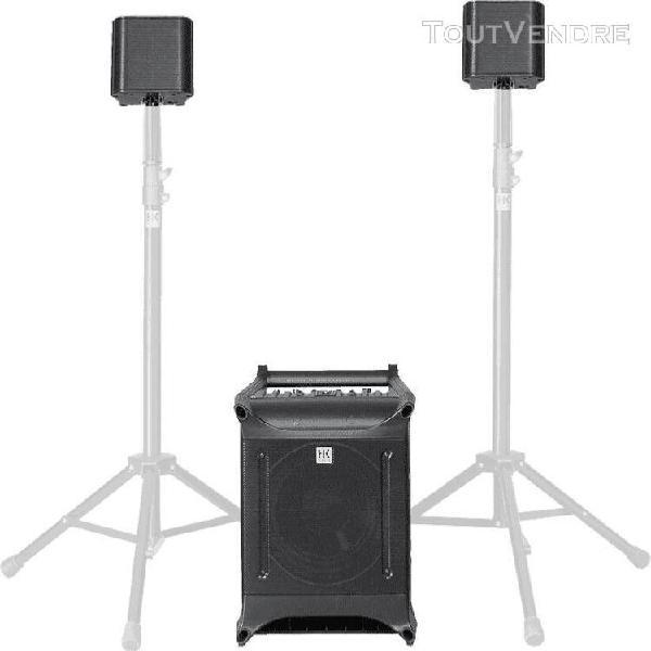 Hk audio lucas nano302 - système amplifiés 80 pers.