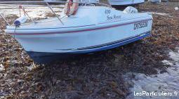 Bateau sea rover 435