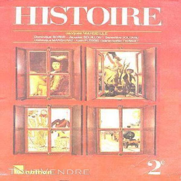Histoire seconde - edition 1987