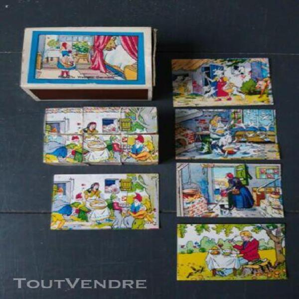 Mini jeux de cubes western germany