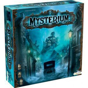 Jeux de société - mysterium