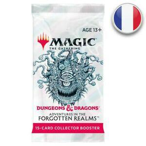 Magic booster collector d&d aventures dans les royaumes