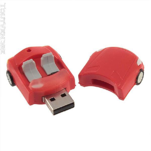 U disque de 8 go convertible forme de voiture mémoire flash