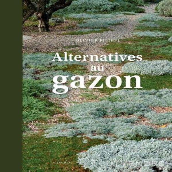 Alternatives au gazon