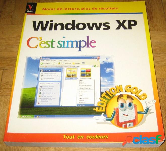 Windows xp c'est simple