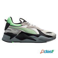 Puma chaussures rs-x mix - gris/noir