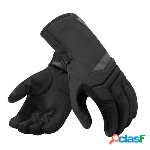 Rev'it! upton h2o, gants moto d'hiver, noir
