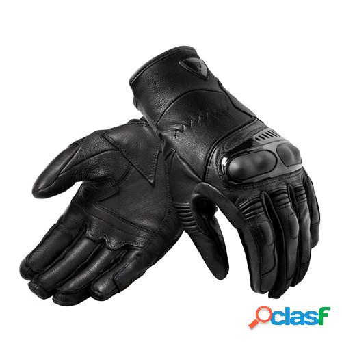 Rev'it! hyperion h2o, gants moto de compétition, noir