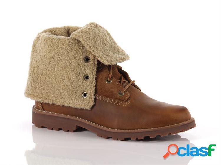 Timberland waterproof boot 6-inch premium, 40 donna/ragazzi, marronemarron