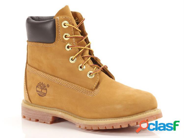 Timberland waterproof boot 6-inch premium, 36, 37, 37½, 38, 40 femme, giallojaune
