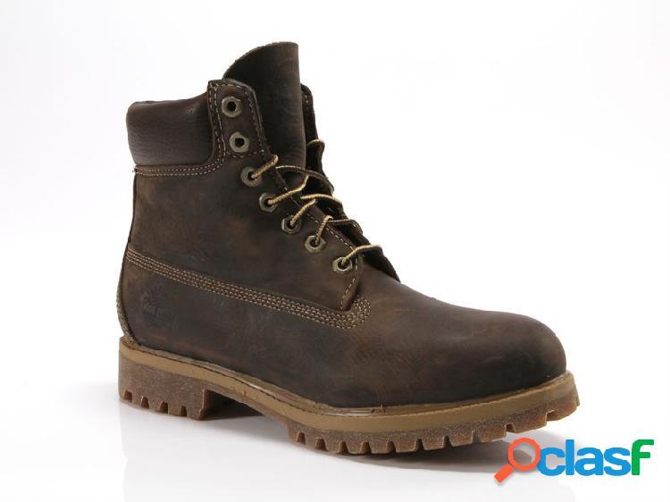Timberland waterproof boot 6-inch premium, 45 homme, marronemarron