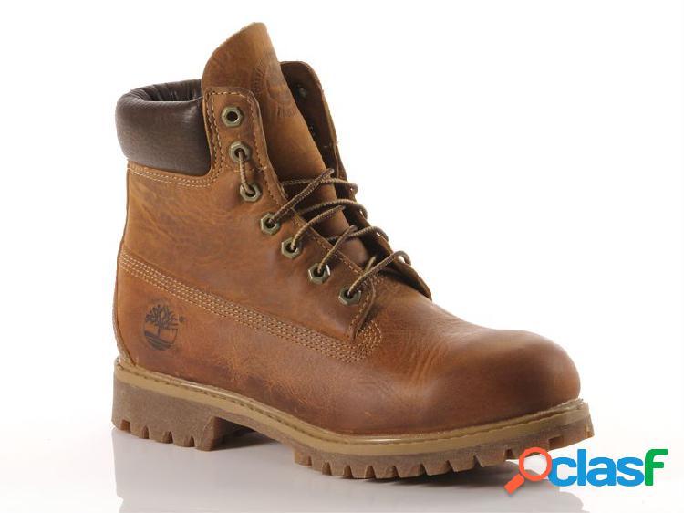 Timberland waterproof boot 6-inch premium, 46 homme, marronemarron