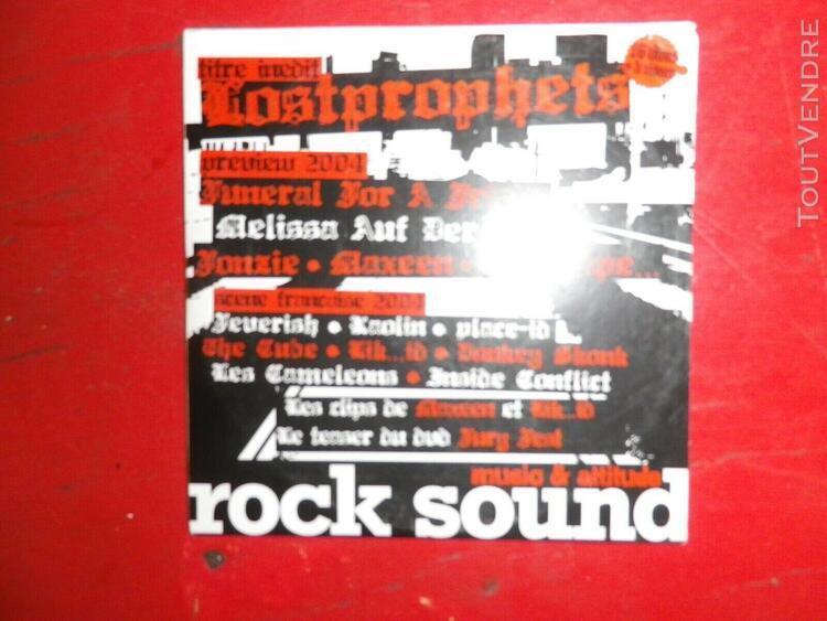 Cd rock sound volume 83