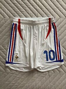 Short shorts france zidane coupe du monde 2006 world cup