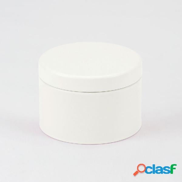 Boîte métallique naissance blanche   buromac 781108