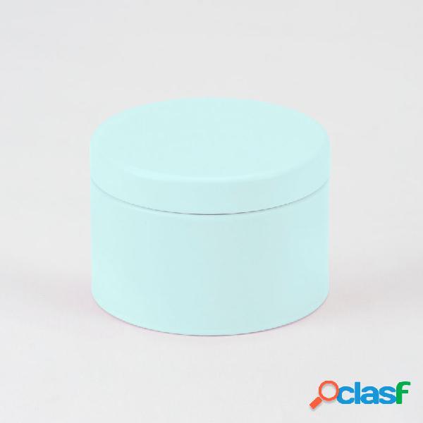 Boîte métallique naissance vert menthe   buromac 781102