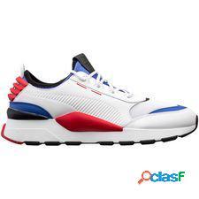 Puma chaussures rs-0 sound - blanc/bleu