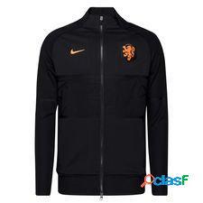 Nike pays-bas veste strike anthem euro 2020 - noir/orange