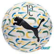 Puma ballon mini graphic neymar jr. - blanc/jaune/vert/noir