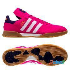 Adidas copa mundial primeknit 70 years trainer superspectral - rose/blanc/violet édition limitée