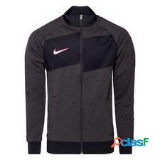 Nike track veste i96 academy - gris/rose