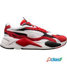 Puma chaussures rs-x3 super - blanc/rouge