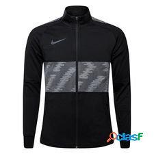 Nike strike dry track veste - noir/gris