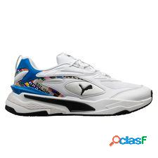Puma chaussures rs-fast international - blanc/jaune
