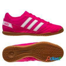 Adidas super sala ic - rose/blanc