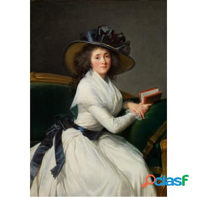 Louise-élisabeth vigee le brun: comtesse de la châtre (marie charlotte louise perrette aglaé bontem