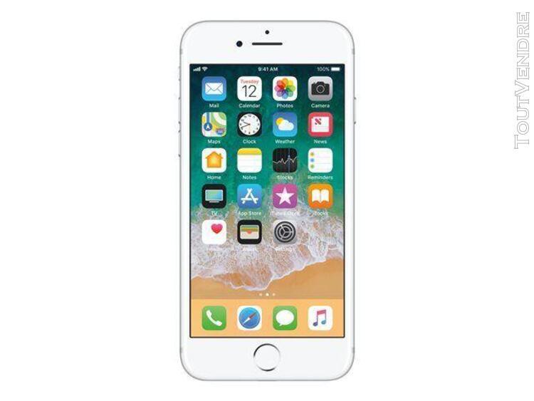 Apple iphone 7 256 go argent